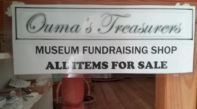 Ouma's Treasures – Darling Museum Shop