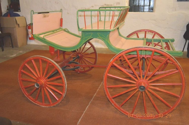 museum wagon