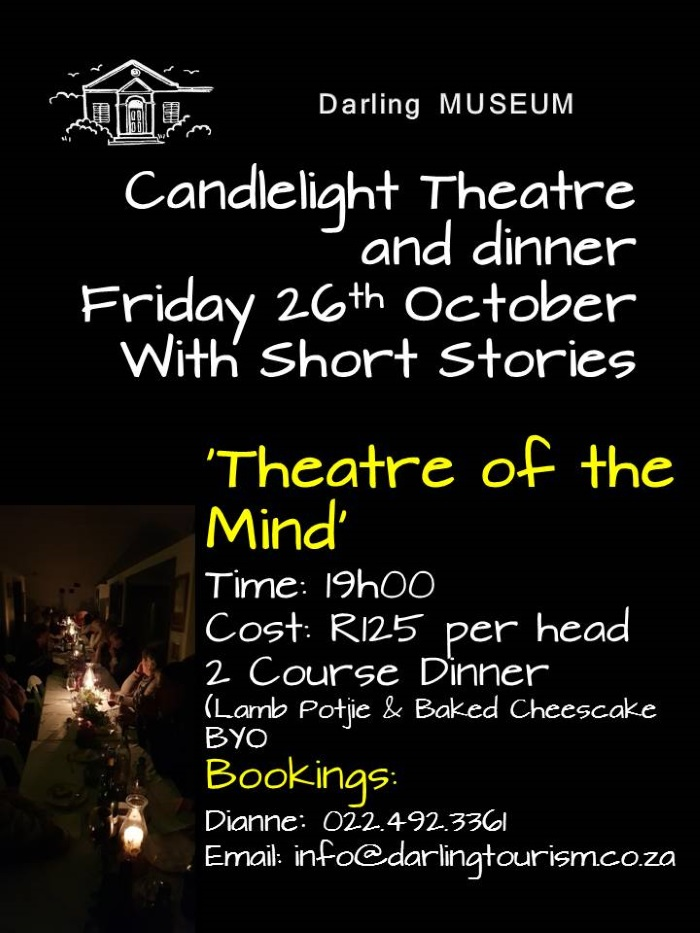 Museum Candlelight stories