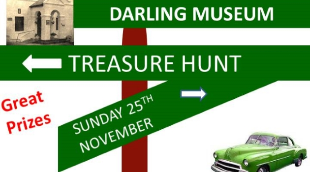 Museum Treasure Hunt